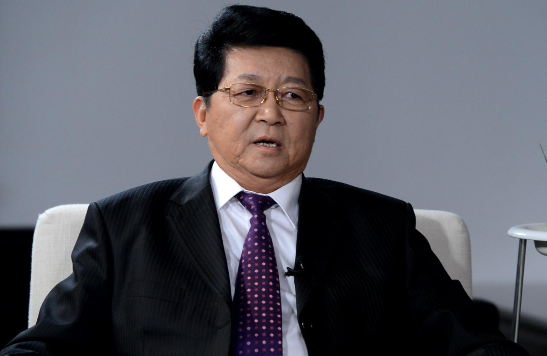 中国房地产集团理事长孟晓苏 景行约会第七期