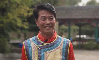 杨东(满族)守好民族文化的根