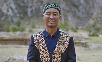 居马泰·俄白克(哈萨克族)冬窝子越来越温暖