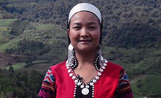 杨娜(佤族)村村寨寨唱新歌