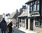 探访英国中世纪村庄拉伊