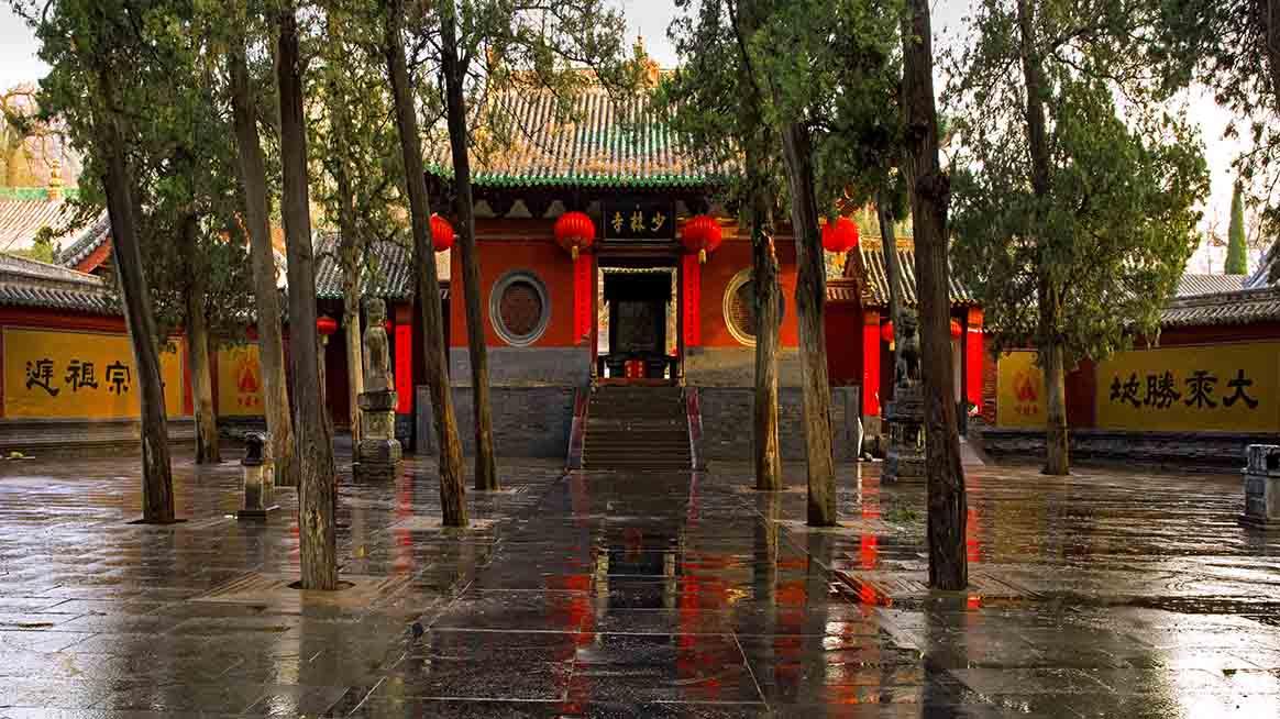 少林寺  摄影师:郭红欣