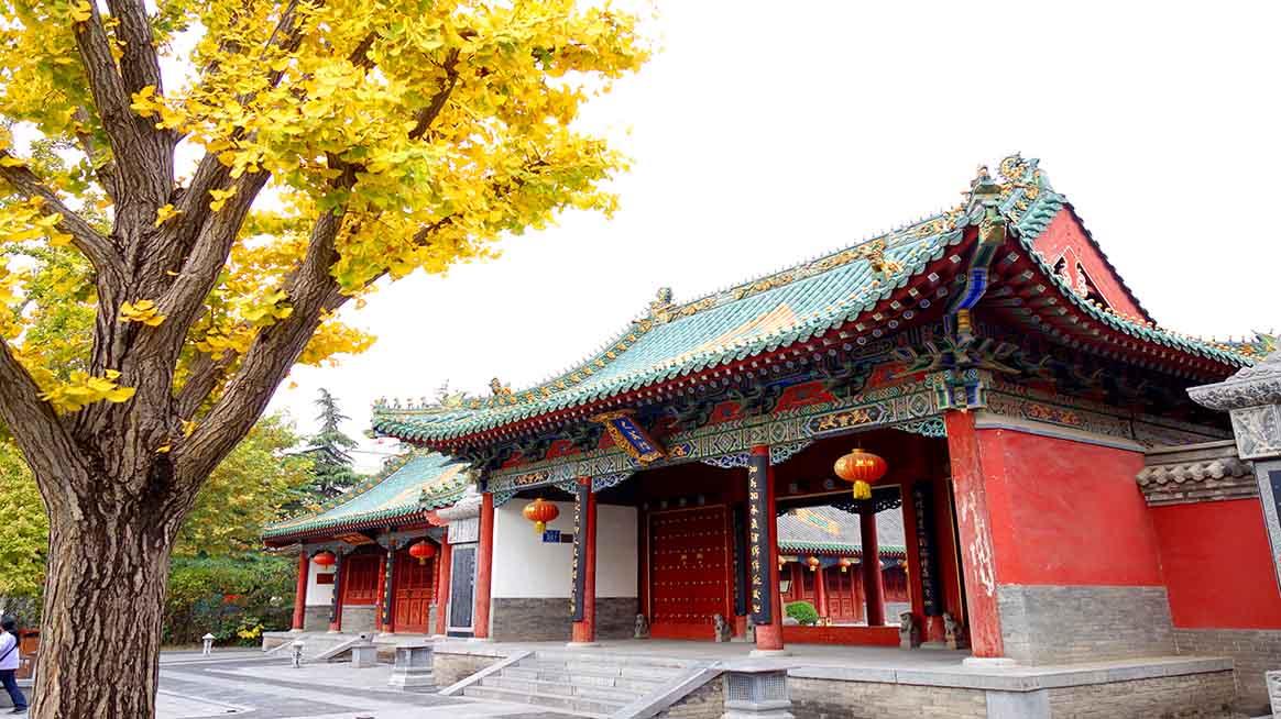郑州文庙  摄影师:王羿