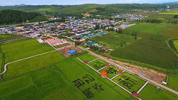【吉林光东村】中俄朝边境的朝鲜族乡村风情直播时间:10月14日